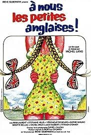 À nous les petites Anglaises! Poster