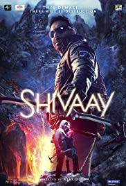 Shivaay (2016) Poster - Movie Forum, Cast, Reviews