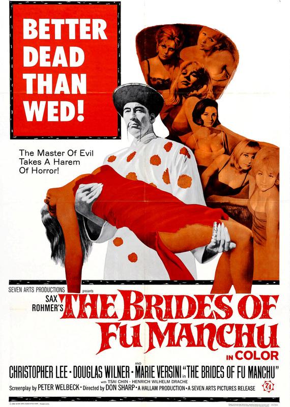Watch Or Stream The Vengeance Of Fu Manchu Full Movie