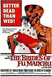 The Brides of Fu Manchu(1966) Poster - Movie Forum, Cast, Reviews