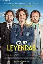 Image of Casi leyendas