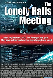 The Lonely Halls Meeting Poster