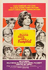 Buona Sera, Mrs. Campbell (1968) Poster - Movie Forum, Cast, Reviews