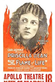 The Flame of Life Poster