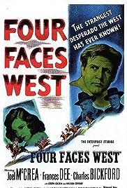 Four Faces West(1948) Poster - Movie Forum, Cast, Reviews
