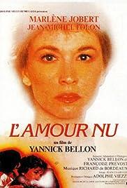 L'amour nu Poster