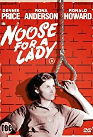 Noose for a Lady Poster