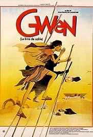 Gwen, le livre de sable Poster