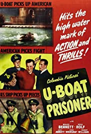 U-Boat Prisoner Poster
