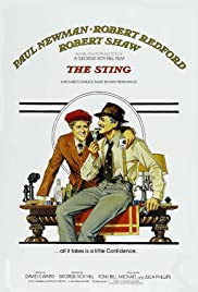 The Sting (1973) Poster - Movie Forum, Cast, Reviews
