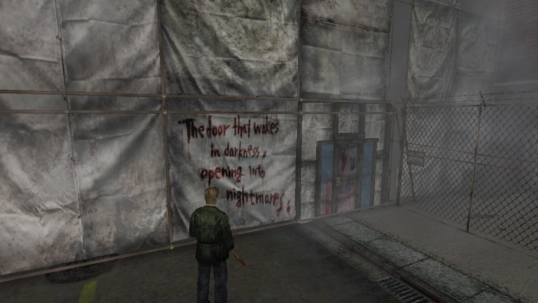 Risultati immagini per Silent Hill 2
