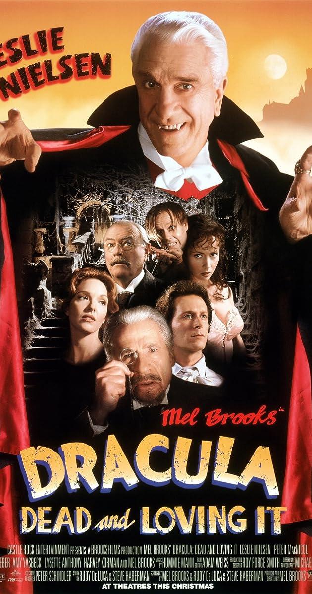 Drakula: miręs ir tuo patenkintas / Dracula: Dead and Loving It (1995) Online