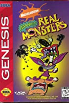 Image of Nickelodeon: Aaahh!!! Real Monsters