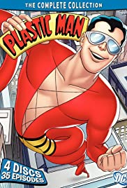 The Plastic Man Comedy/Adventure Show Poster