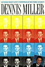 Dennis Miller: Black and White Poster