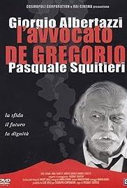 L'avvocato de Gregorio Poster