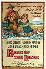 Bend of the River (1952) Poster - Movie Forum, Cast, Reviews