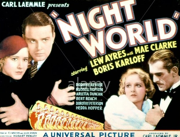 Image result for Night World from 1932