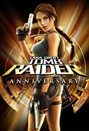 10 Years of Tomb Raider: A GameTap Retrospective Poster