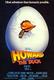 Howard the Duck (1986) Poster - Movie Forum, Cast, Reviews