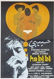 Habibi, amor mío Poster