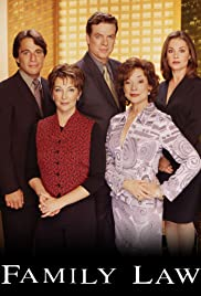 Family Law Poster - TV Show Forum, Cast, Reviews