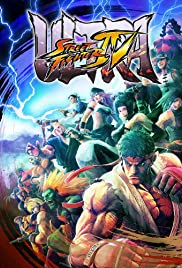 Ultra Street Fighter IV Poster