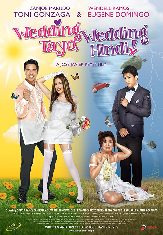 Wedding tayo, Wedding hindi! (2011)