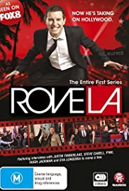Rove LA Poster - TV Show Forum, Cast, Reviews