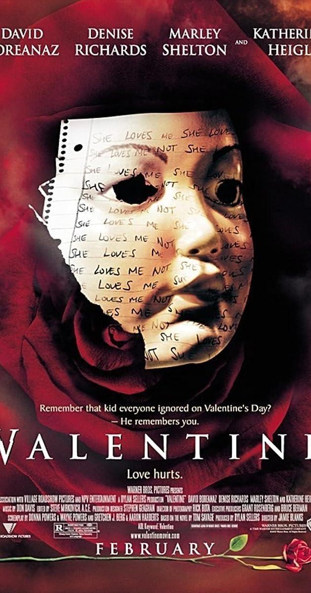Valentino diena / Valentine (2001) Online
