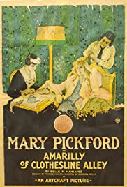 Amarilly of Clothes-Line Alley(1918) Poster - Movie Forum, Cast, Reviews
