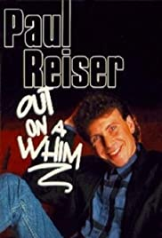 Paul Reiser Out on a Whim Poster