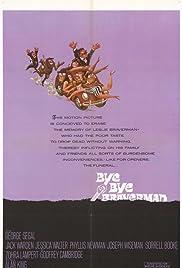 Bye Bye Braverman(1968) Poster - Movie Forum, Cast, Reviews