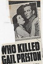 Image of Who Killed Gail Preston?