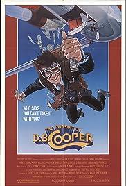 The Pursuit of D.B. Cooper(1981) Poster - Movie Forum, Cast, Reviews