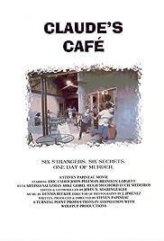 Claude's Café Poster