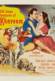 Omar Khayyam (1957) Poster - Movie Forum, Cast, Reviews