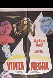 Vidita negra Poster