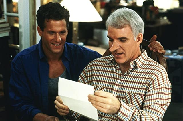 Steve Martin and Rick Rossovich in Roxanne (1987)