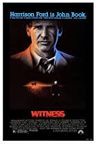 Witness (1985) Poster