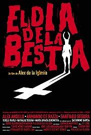 El día de la bestia(1995) Poster - Movie Forum, Cast, Reviews