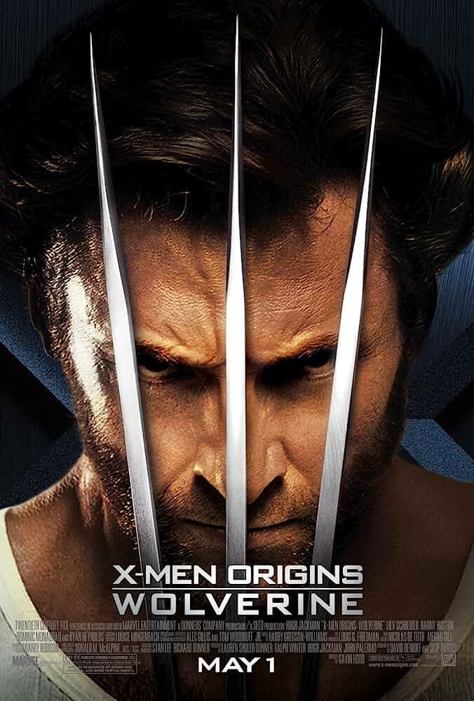 X-Men 4 Origins Wolverine 2009 720p BRRip Dual Audio Watch Online Free Download