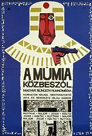 A múmia közbeszól Poster