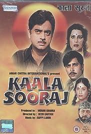 Kala Suraj Poster