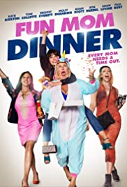 Fun Mum Dinner Poster