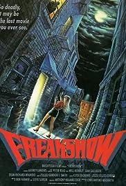 Freakshow(1989) Poster - Movie Forum, Cast, Reviews