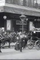 Image of Londres, Entrée du cinématographe
