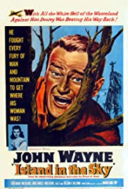 Island in the Sky (1953) Poster - Movie Forum, Cast, Reviews