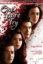 One More Try (2012) Poster - Movie Forum, Cast, Reviews