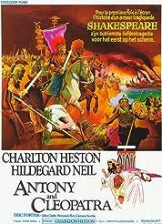 Antony and Cleopatra (1972) poster
